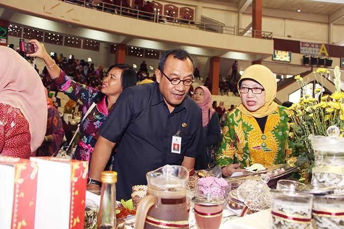Gebyar Hari Krida Pertanian Jawa Timur 2015 Berita Fakultas